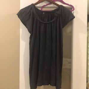 Gap tunic length tee